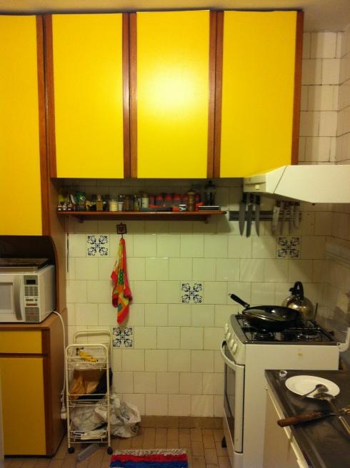 Cozinha Reca e Mau Armários