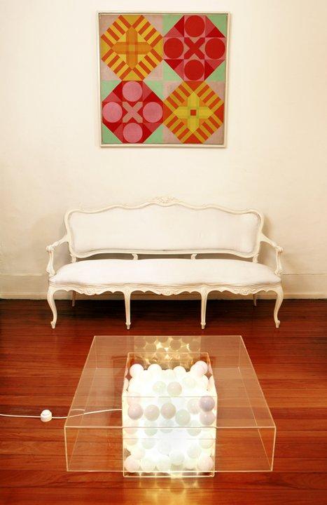Mesa de centro Sagu