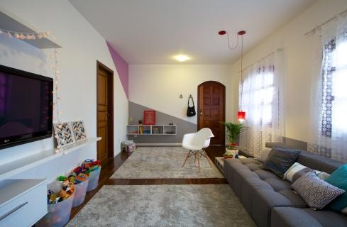 Residencia em Taguatinga, DF. Foto: Eduardo Aigner/Minha Casa