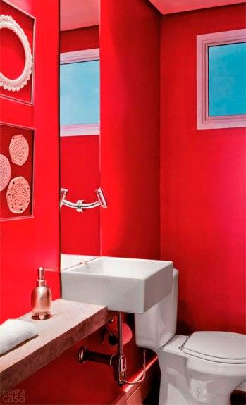 banheiro vermelho casa.com.br