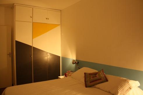 quarto à noite
