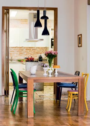 cozinha e sala thiago passos