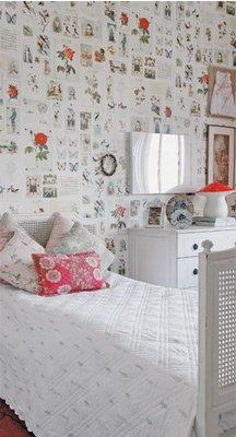 quarto romântico casa