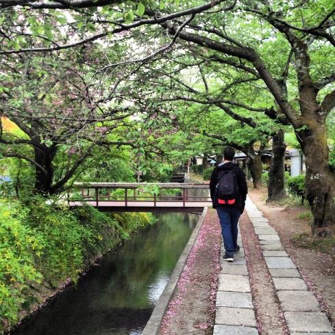 Caminho do Filósofo Kyoto