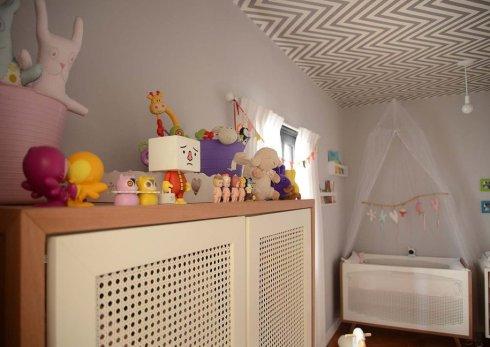quarto teto decorado ameise design